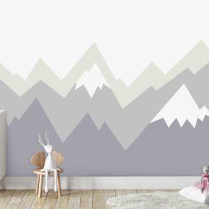 טפטים לחדרי ילדים - הרים דוריה