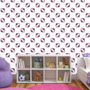 טפט לקיר חדרי ילדים ונוער - 2401