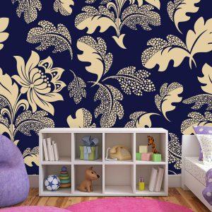טפט לקיר חדרי ילדים ונוער - 2486