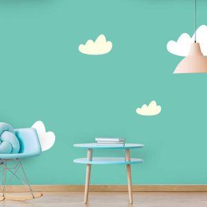טפט לקיר חדרי ילדים ונוער - 3501