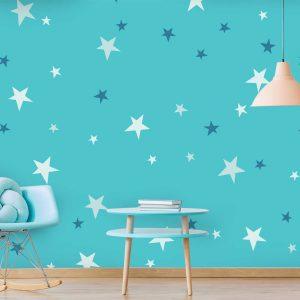 טפט לקיר חדרי ילדים ונוער - 5360