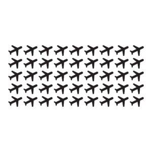 סטיקשופ - מדבקות קיר - טפט ברגע - מטוסים
