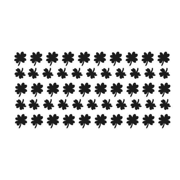 סטיקשופ - מדבקות קיר - טפט ברגע - תלתן 4