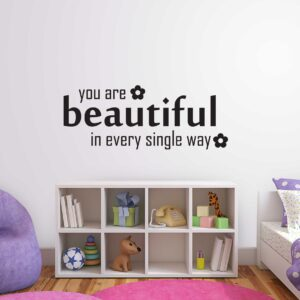 סטיקשופ - מדבקות קיר - Beautiful