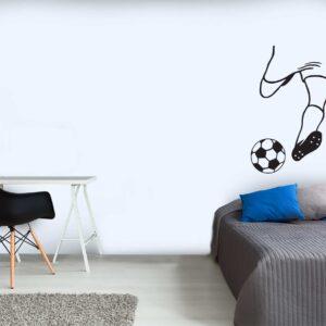 סטיקשופ - מדבקות קיר - כדורגל