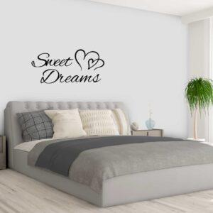 סטיקשופ - מדבקות קיר - Sweet dreams
