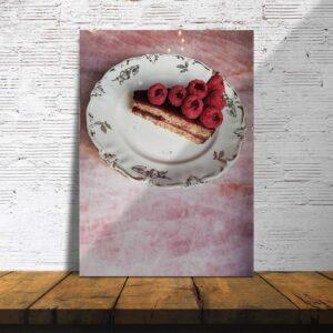 סטיקשופ - פוסטרים - עוגת אוכמניות