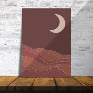 סטיקשופ - פוסטרים - ירח