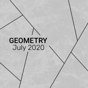טפט גאומטרי קולקציית 2020