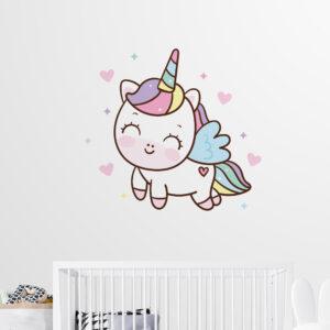 מדבקות קיר לחדרי תינוקות