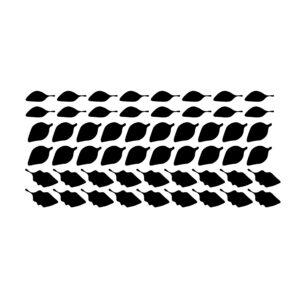 מדבקות קיר - טפט ברגע - עלים 2